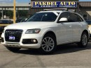 Used 2013 Audi Q5 2.0T PROGRESSIVE PKG*TECHNIK*NAVI*CAMERA*PANORAMIC for sale in York, ON