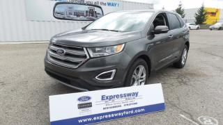 Used 2016 Ford Edge Titanium AWD V6290hp, Moon, Navi for sale in Stratford, ON