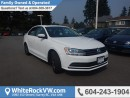 Used 2016 Volkswagen Jetta 1.4 TSI Comfortline POWER MOONROOF, REAR VIEW CAMERA, A/C, CRUISE CONTROL & MP3 DECODER for sale in Surrey, BC