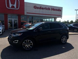 Used 2015 Ford Edge Titanium for sale in Goderich, ON