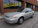Used 1999 Toyota Corolla Base for sale in Woodbridge, ON