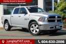 Used 2016 Dodge Ram 1500 SLT NO ACCIDENTS, B.C OWNED for sale in Surrey, BC