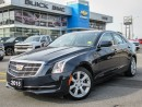 Used 2015 Cadillac ATS AWD, TURBO, SUNROOF, LOW MILEAGE *GREAT CONDITION* for sale in Ottawa, ON