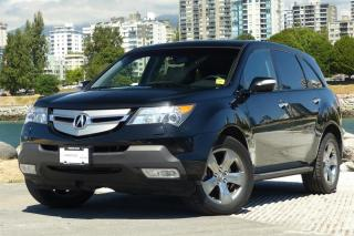 Used 2008 Acura MDX Tech at w. Power Tail Gate *Navigation* for sale in Vancouver, BC