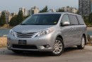 Used 2014 Toyota Sienna XLE AWD 7-Pass V6 6A *Loaded* for sale in Vancouver, BC