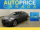 Used 2014 BMW 428i X-DRIVE NAVI SPORT PKGREAR CAM for sale in Mississauga, ON
