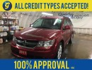 Used 2011 Dodge Journey R/T*AWD*LEATHER*NAVIGATION*BACK UP CAMERA*ALPINE AUDIO*DUAL ZONE CLIMATE CONTROL*PUSH BUTTON START* for sale in Cambridge, ON
