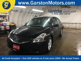 Used 2012 Nissan Altima KEYLESS ENTRY*PUSH BUTTON TO START*POWER WINDOWS/LOCKS/MIRRORS*CLIMATE CONTROL*CRUISE CONTROL*TRACTION CONTROL*AM/FM/CD/AUX*ALLOYS* for sale in Cambridge, ON