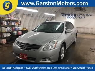 Used 2012 Nissan Altima KEYLESS ENTRY*PUSH BUTTON TO START*POWER WINDOWS/LOCKS/MIRRORS*CLIMATE CONTROL*CRUISE CONTROL*TRACTION CONTROL*AM/FM/CD/AUX* for sale in Cambridge, ON
