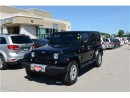 Used 2015 Jeep Wrangler Unlimited Sahara - 4x4  GPS  Bluetooth  Trailer Hi for sale in London, ON