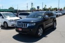 Used 2012 Jeep Grand Cherokee Overland - 4x4  GPS  Sunroof  Blindspot Monitor for sale in London, ON