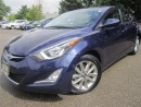 Used 2014 Hyundai Elantra GLS-NEW tires and brakes-very clean for sale in Mississauga, ON