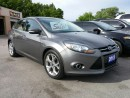 Used 2013 Ford Focus Titanium for sale in Orillia, ON