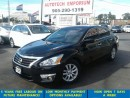 Used 2013 Nissan Altima Auto Bluetooth/Tinted Windows  &GPS* for sale in Mississauga, ON