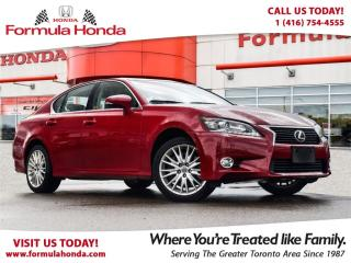 Used 2013 Lexus GS 350 ALL WHEEL DRIVE | NAVIGATION | JUST REDUCED! for sale in Scarborough, ON