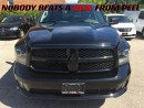 Used 2014 Dodge Ram 1500 ST**LOW KMS**SPRAY-IN BEDLINER**RECEIVER HITCH** for sale in Mississauga, ON