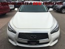 Used 2014 Infiniti Q50 Premium**LOW KMS**NAV**ROOF** for sale in Mississauga, ON