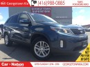 Used 2015 Kia Sorento LX V6 ECO| HEATED SEATS| ALLOY WHEELS| BLUETOOTH for sale in Georgetown, ON