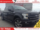Used 2016 Ford F-150 LARIAT NAVI| LEATHER| BACK UP CAM| CREW CAB| 4X4 for sale in Georgetown, ON