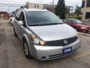 Used 2008 Nissan Quest S for sale in North York, ON