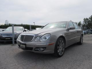 Used 2009 Mercedes-Benz 300E 4MATIC/ AVANT GUARD PKG / ACCIDENT FREE for sale in Newmarket, ON