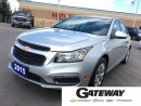 Used 2015 Chevrolet Cruze 1LT|SUNROOF|REAR CAMERA|BLUETOOTH| for sale in Brampton, ON