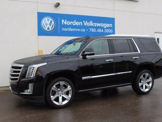 Used 2016 Cadillac Escalade Premium Collection for sale in Edmonton, AB
