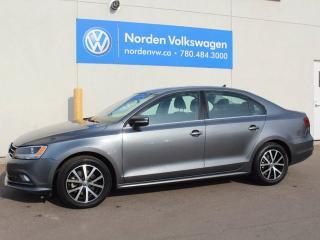 Used 2016 Volkswagen Jetta 1.4 TSI Comfortline for sale in Edmonton, AB