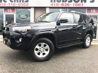 Used 2015 Toyota 4Runner SR5  for sale in North York, ON