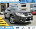 Used 2014 Dodge Journey R/T | REMOTE START | NAV | LEATHER | for sale in Brantford, ON
