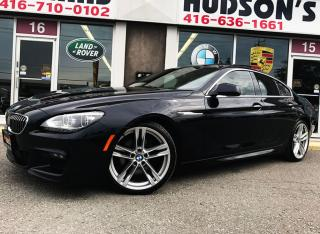 Used 2014 BMW 6 Series 650i xDrive for sale in North York, ON