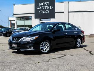 Used 2016 Nissan Altima S | CAMERA | XENONS | REMOTE START for sale in Kitchener, ON