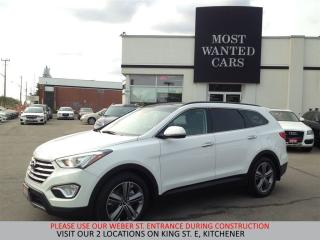 Used 2013 Hyundai Santa Fe LIMITED XL 3.3L AWD | 6 PASSENGER | NAVIGATION for sale in Kitchener, ON
