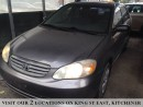 Used 2003 Toyota Corolla CE | YOU CERTIFY, YOU SAVE for sale in Kitchener, ON