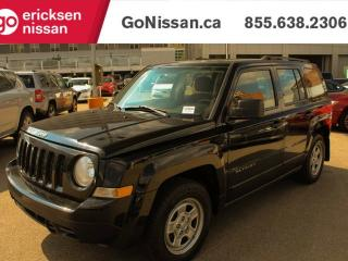 Used 2013 Jeep Patriot Sport 4dr Front-wheel Drive for sale in Edmonton, AB