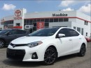 Used 2015 Toyota Corolla S+ w/ Leather, Roof, Backup Cam for sale in Etobicoke, ON