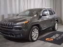 Used 2016 Jeep Cherokee Limited for sale in Red Deer, AB