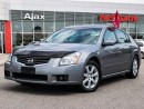 Used 2007 Nissan Maxima SL for sale in Ajax, ON