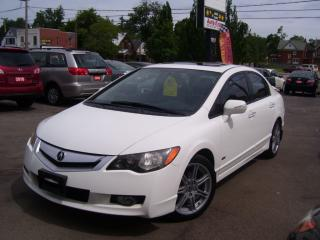 Used 2010 Acura CSX GPS,BLUETOOTH,SUNROOF,Spoiler for sale in Kitchener, ON