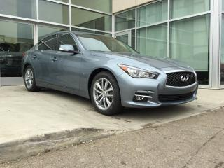 Used 2014 Infiniti Q50 NAVIGATION/AWD/BACK UP MONITOR/HEATED FRONT SEATS for sale in Edmonton, AB