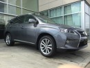 Used 2015 Lexus RX 350 TOURING/NAV/HEATED AND COOLED SEATS/SUN ROOF/BACK UP MONITOR/BLIND SPOT MONITORING for sale in Edmonton, AB