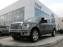 Used 2014 Ford F-150 Fully loaded Lariat with Front Seat Bench for sale in Edmonton, AB