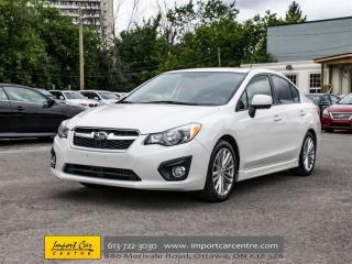 Used 2014 Subaru Impreza Premium for sale in Ottawa, ON