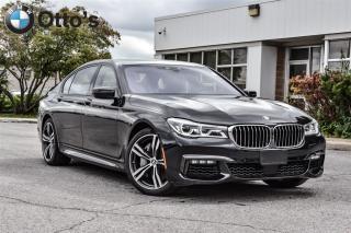 Used 2016 BMW 750Li xDrive for sale in Ottawa, ON