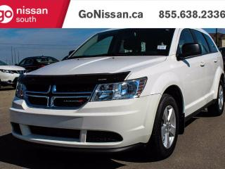 Used 2015 Dodge Journey ALLOY RIMS, AIR, AUTO! for sale in Edmonton, AB