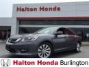 Used 2014 Honda Accord Sedan EX-L / LEATHER / HEATED SEATS / REARVIEW CAMERA for sale in Burlington, ON