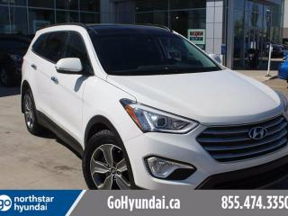 Used 2014 Hyundai Santa Fe XL Luxury LEATHER PANO ROOF 7PASS LOW KM for sale in Edmonton, AB