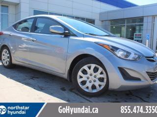 Used 2015 Hyundai Elantra GL HEATED SEATS BLUEOOTH for sale in Edmonton, AB