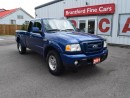 Used 2011 Ford Ranger Sport 4dr 4x2 Super Cab Styleside 6 ft. box 125.7 in. WB for sale in Brantford, ON