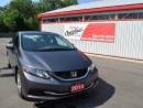 Used 2014 Honda Civic LX 4dr Sedan for sale in Brantford, ON
